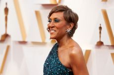 Robin Roberts arrives during the 92nd annual Academy Awards ceremony at the Dolby Theatre in Hollywood, California, USA, 09 February 2020. The Oscars are presented for outstanding individual or collective efforts in filmmaking in 24 categories.Arrivals - 92nd Academy Awards, Hollywood, USA - 09 Feb 2020