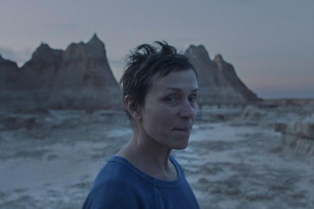 'Nomadland' Wins TIFF's 2020 People's Choice Award