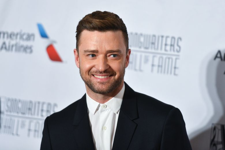 Justin TimberlakeSongwriters Hall of Fame Annual Induction and Awards Gala, Arrivals, Marriott Marquis Hotel, New York, USA - 13 Jun 2019