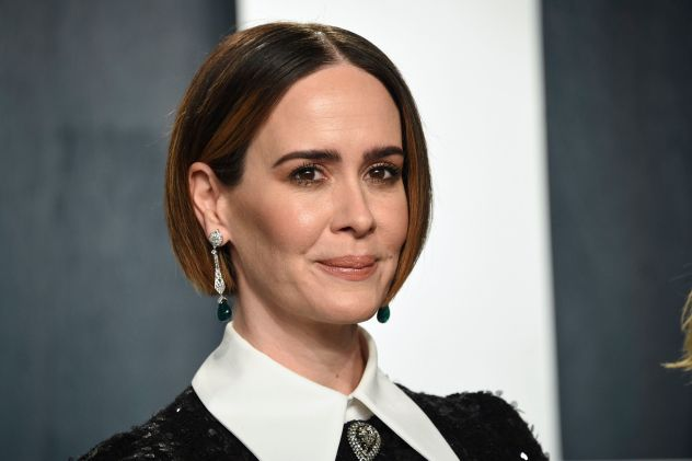 In the 'Mrs. America' Cavalcade of Stars, Sarah Paulson Earns Center Stage