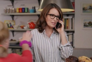 "Tina Fey in ""30 Rock: A One-Time Special"""
