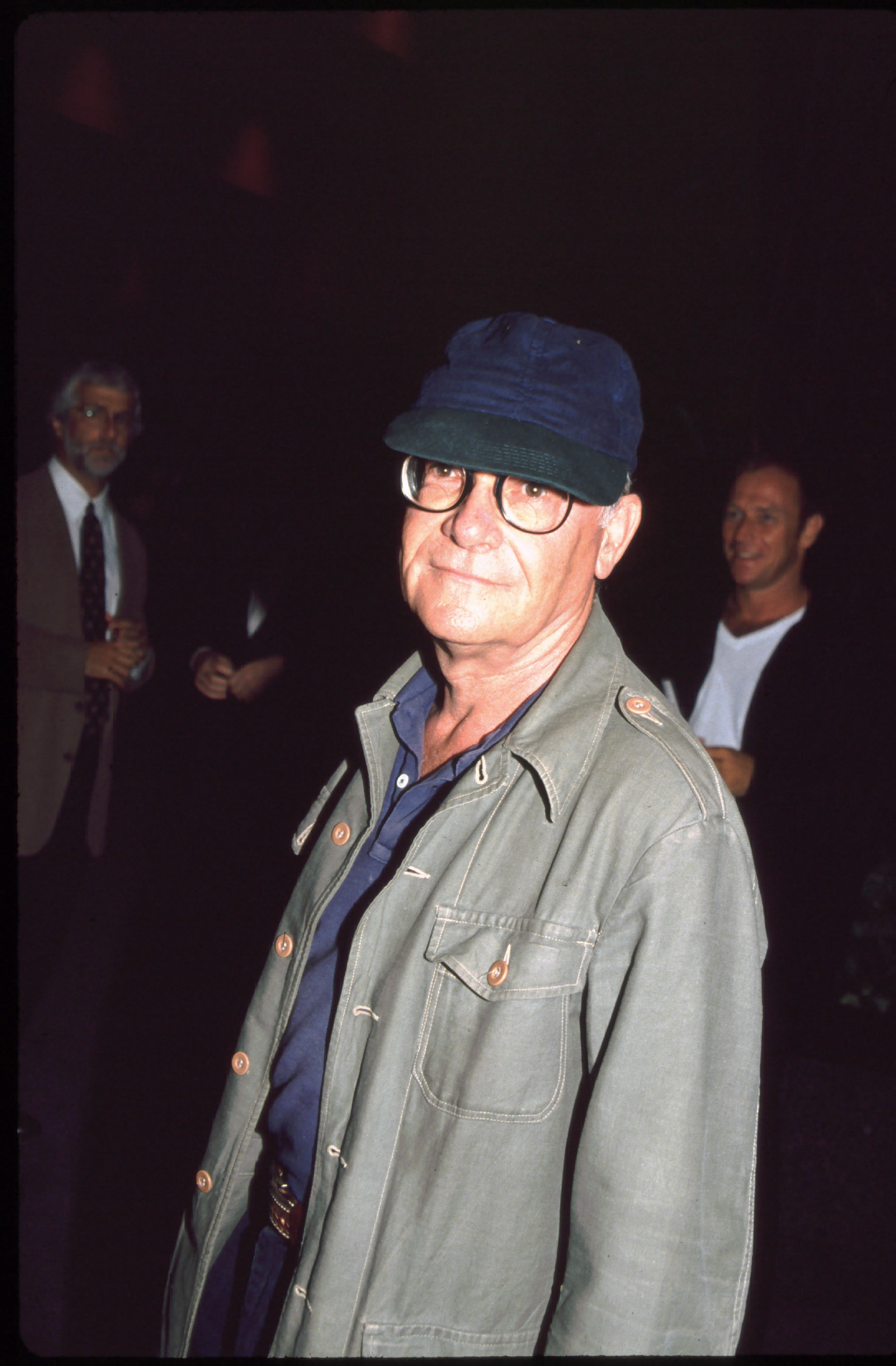 Buck Henry'The New Age' Premiere August 30, 1994 Buck Henry. 'The New Age' premiere. Photo®Berliner Studio/BEImages
