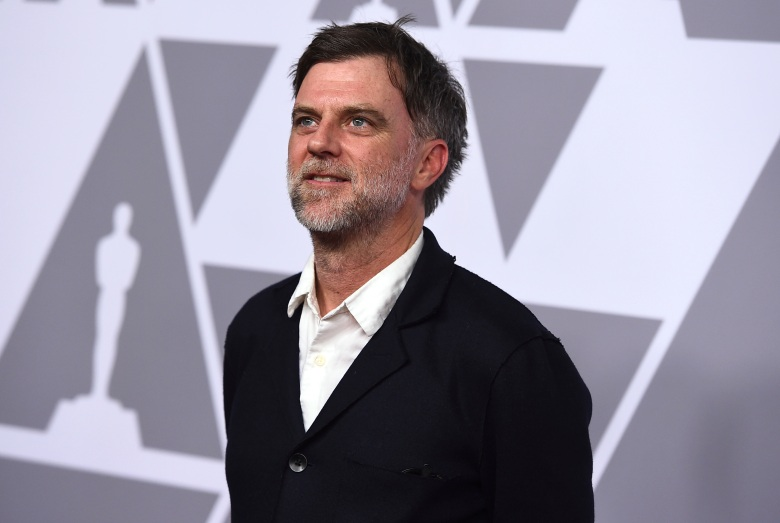 Paul Thomas Anderson arrives at the 90th Academy Awards Nominees Luncheon at The Beverly Hilton hotel on Monday, Feb. 5, 2018, in Beverly Hills, Calif. (Photo by Jordan Strauss/Invision/AP)