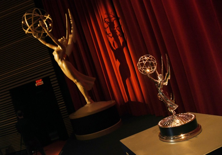 A general view of atmosphere at the 71st Emmy Awards Nominations Announcement held at The Television Academy's Wolf Theatre in North Hollywood, CA on Tuesday, July 16, 2019. (Photo By Sthanlee B. Mirador/Sipa USA)(Sipa via AP Images)