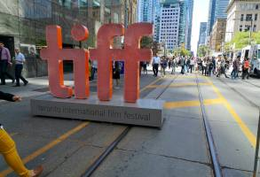 Atmosphere during the 44th Toronto International Film Festival, tiff, at King Street in Toronto, Canada, on 05 September 2019. | usage worldwide Photo by: Hubert Boesl/picture-alliance/dpa/AP Images