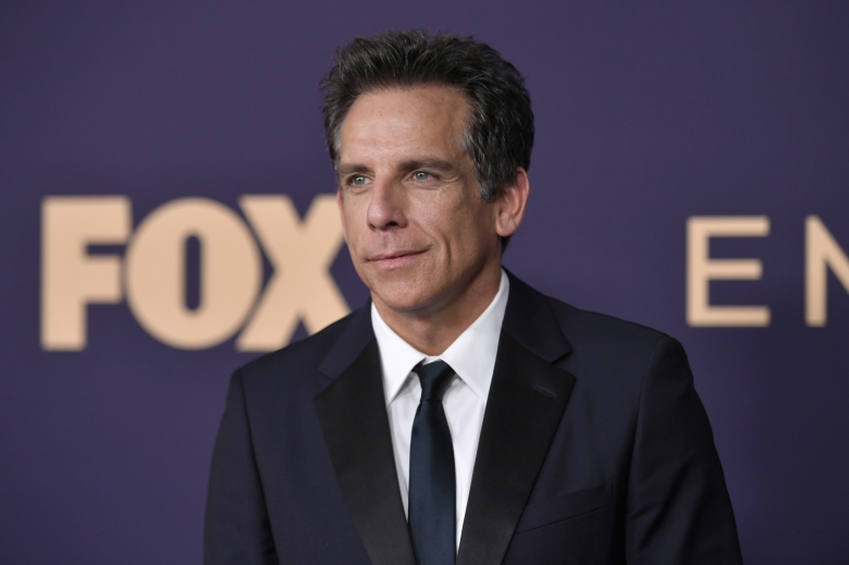 Ben Stiller arrives at the 71st Primetime Emmy Awards on Sunday, Sept. 22, 2019, at the Microsoft Theater in Los Angeles. (Photo by Richard Shotwell/Invision/AP)