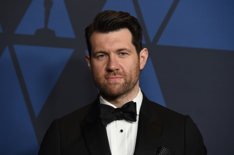 Billy Eichner arrives at the Governors Awards on Sunday, Oct. 27, 2019, at the Dolby Ballroom in Los Angeles. (Photo by Jordan Strauss/Invision/AP)
