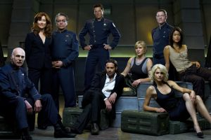 Sam Esmail's Idea for Releasing New 'Battlestar Galactica' Is Unlike Anything Else on TV