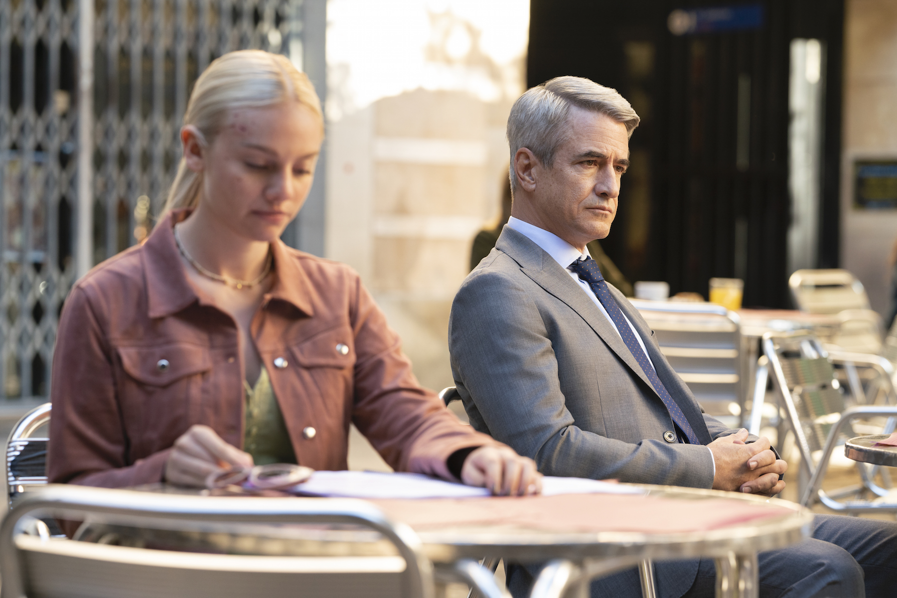 Hanna Season 2 John Sandy