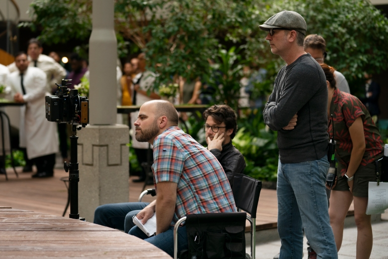 """""""Homecoming"""" Cinematographer Jas Shelton"""