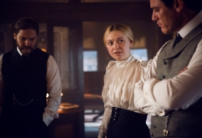 The Alienist Season 2 Angel of Darkness Daniel Bruhl Luke Evans Dakota Fanning