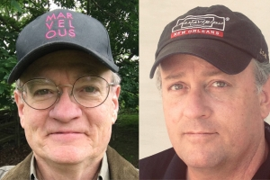 Jim and Larry McConkey Turn Dialogue Into Dance