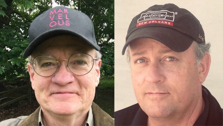 Steadicam Operators Larry and Jim McConkey