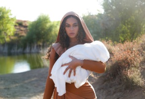 "Beyoncé in ""Otherside"" from the visual album BLACK IS KING, on Disney+"