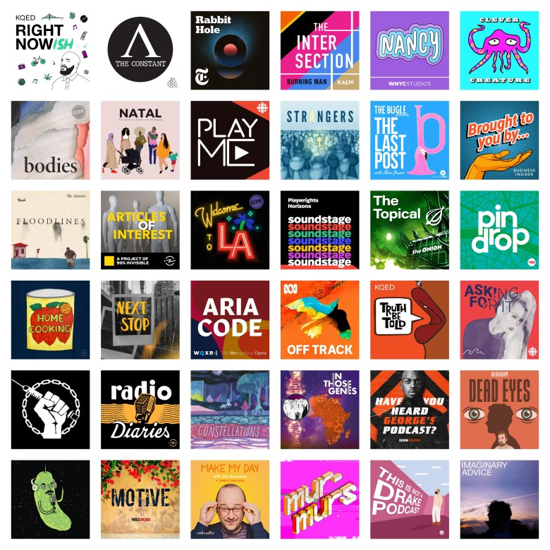 Podcasts 2020 So Far