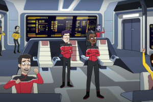 'Star Trek: Lower Decks' Trailer: 'Rick and Morty' Alum Mike McMahan Leads Animated Series
