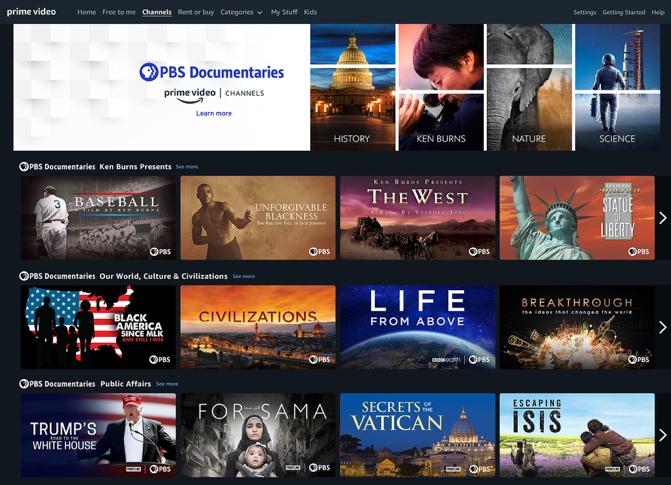 PBS Documentaries