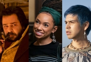 """""""What We Do in the Shadows,"""" """"Dear White People,"""" and """"Los Espookys"""""""