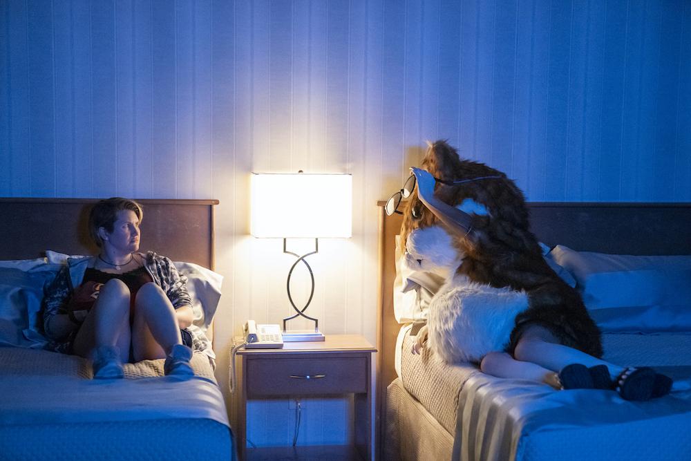 Room 104 Season 4 Jillian Bell Hamster HBO