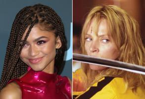 """Zendaya and """"Kill Bill"""""""