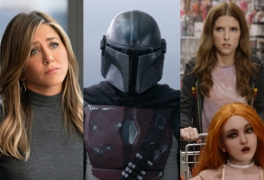 """The Morning Show,"" ""The Mandalorian,"" and ""Dummy"" Apple TV+ Disney+ Quibi"