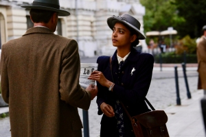 'A Call to Spy' Trailer: Female-Dominated Production Team Runs WWII Espionage Thriller