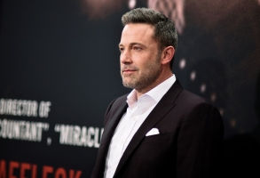 "Ben Affleck attends the LA premiere of ""The Way Back"" at Regal Cinemas on Sunday, March 1, 2020, in Los Angeles. (Photo by Richard Shotwell/Invision/AP)"