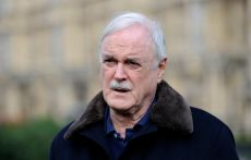 John Cleese Hacked Off. File photo dated 25/02/15 of John Cleese who has again threatened to leave the UK after MPs decided not to go ahead with the second phase of the Leveson Inquiry. Issue date: Wednesday May 9, 2018. See PA story SHOWBIZ Cleese. Photo credit should read: Andrew Matthews/PA Wire URN:36409612