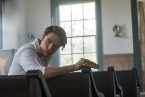 'The Devil All the Time' First Look: Robert Pattinson and Tom Holland Star in Netflix's Explosive Gothic