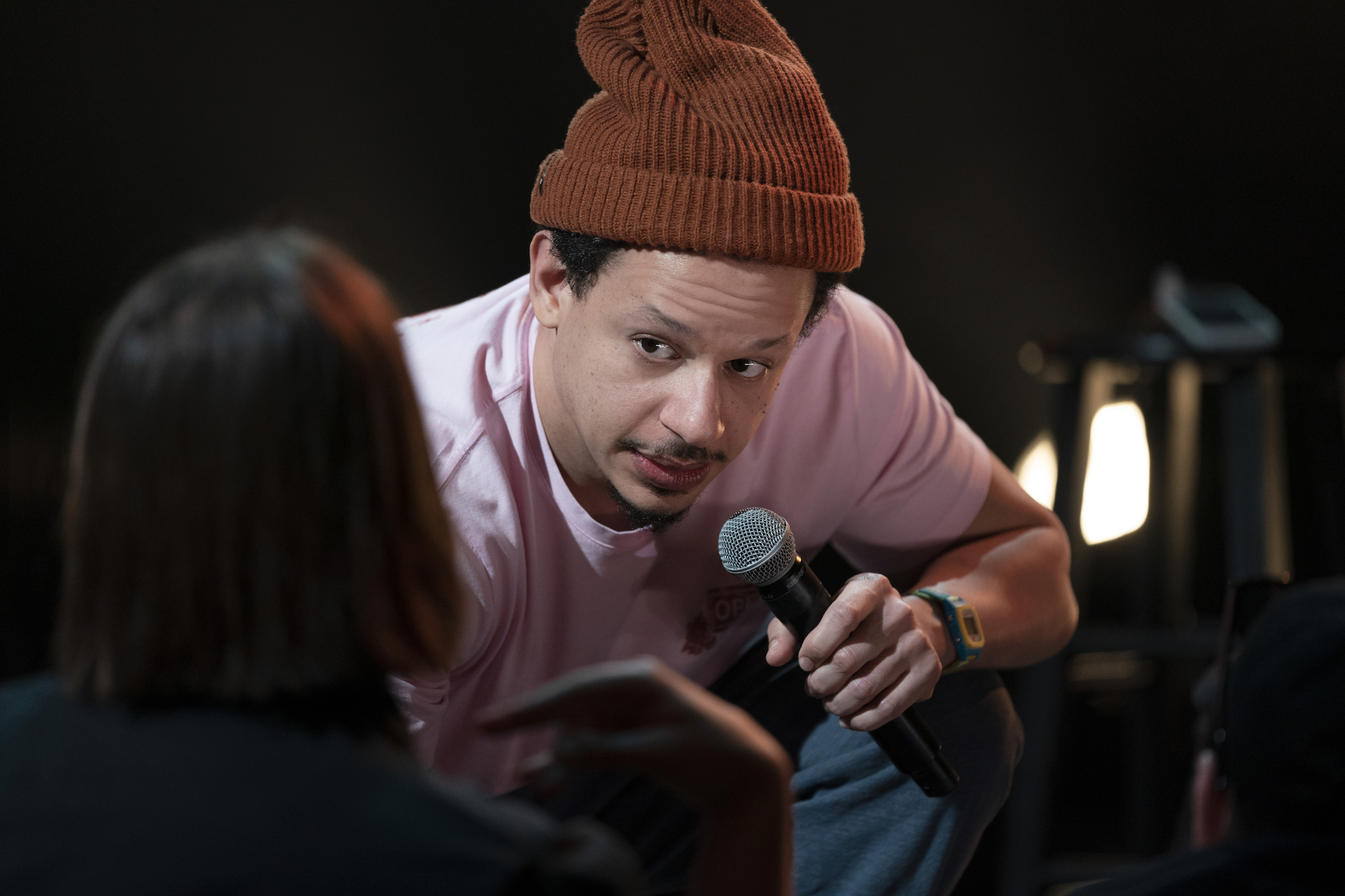 Eric Andre Has the Safdies to Thank for Recommending Friedkin's 'Sorcerer' — IndieWire Live