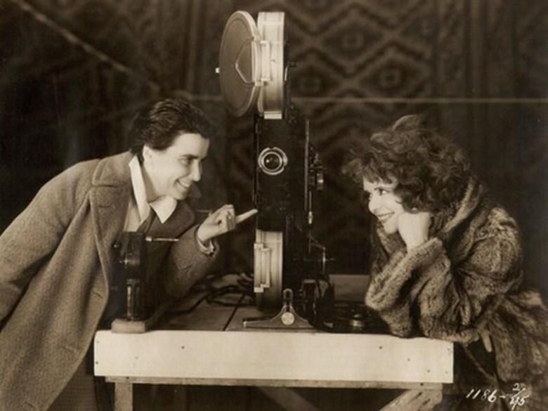 Dorothy Arzner, Clara Bow
