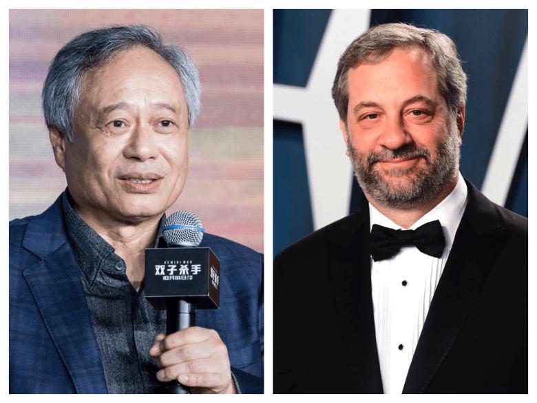 Ang Lee and Judd Apatow