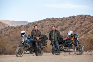 Ewan McGregor to Star in Motorcycle Series for Apple TV+