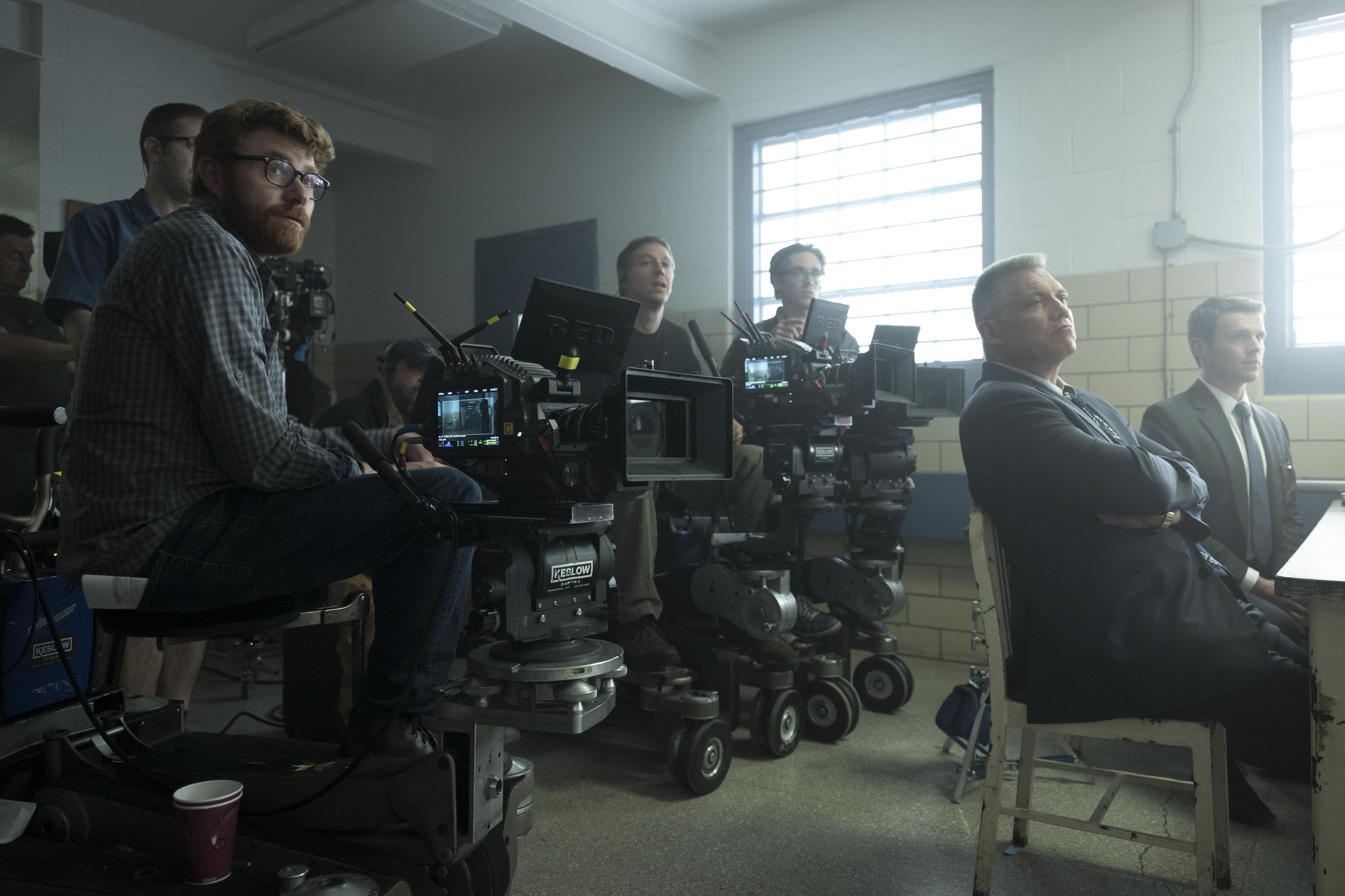 """""""Mindhunter"""" Cinematographer Eri Messerschmidt"""