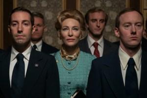 "Cate Blanchett in ""Mrs. America"""