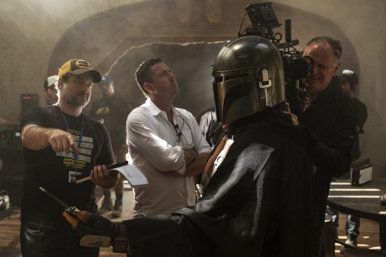"""The Mandalorian"" Cinematographer Greig Fraser"