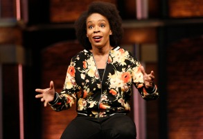 """Amber Ruffin on """"Late Night With Seth Meyers"""""""