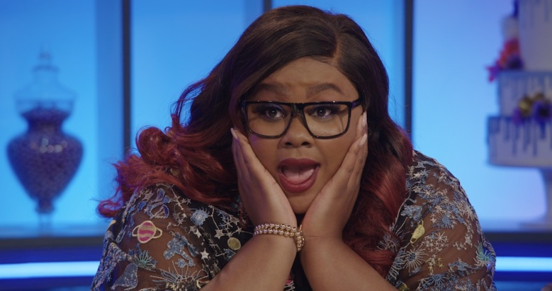 """Nicole Byer in """"Nailed It"""""""