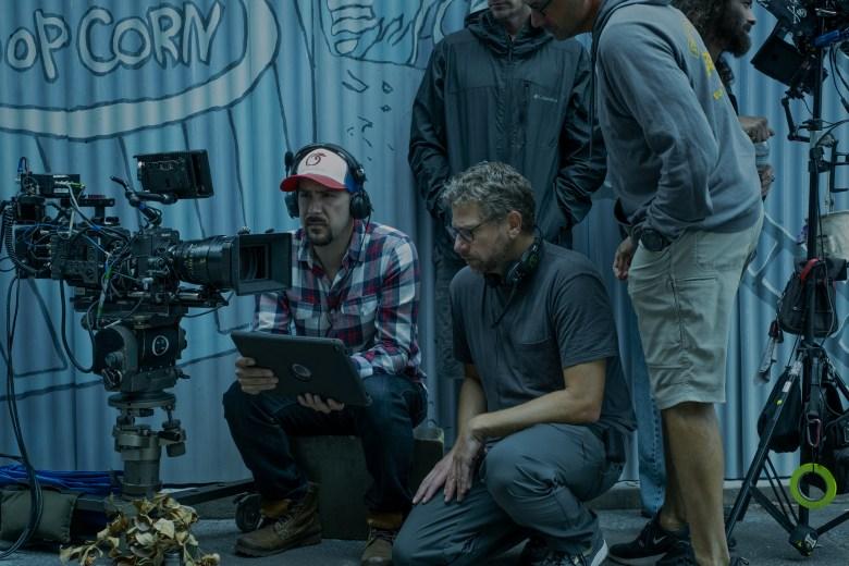 """Ozark"" Cinematographer Ben Kutchins"
