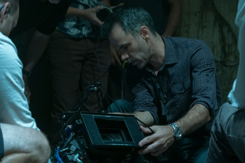 """""""Ozark"""" Cinematographer Armando Salas"""