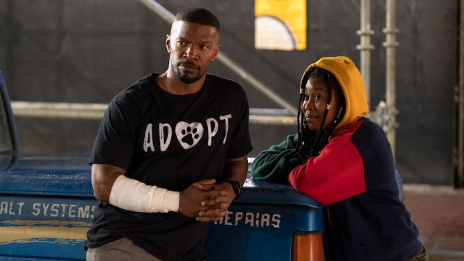 Project Power Review: Jamie Foxx & Dominique Fishback Star in Actioner |  IndieWire