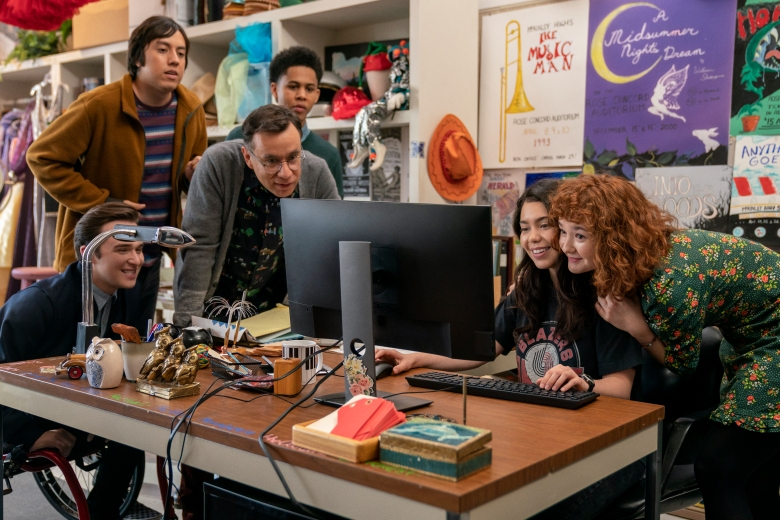 All Together Now' Review: Auli'i Cravalho in Tender Netflix Dramedy |  IndieWire