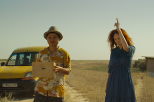 'Yellow Cat' Trailer: Kazakh Venice Horizons Entry Is a Meta-Cinematic 'Badlands'-Like Romance