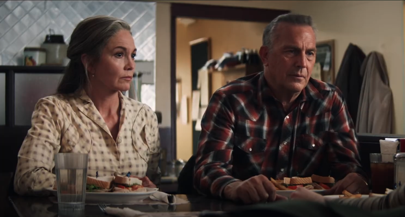 Let Him Go Review: Kevin Costner & Diane Lane Carry a Revenge Western |  IndieWire