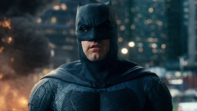 Ben Affleck Returning As Batman In The Flash Indiewire