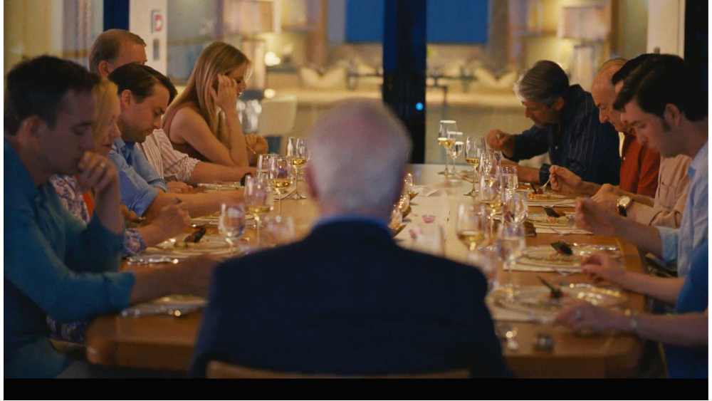 Succession Logan Table