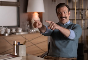 Ted Lasso Jason Sudeikis Apple TV+