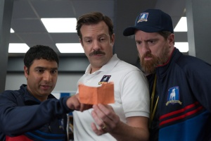 Winter TV Awards: 'Ted Lasso' Could Be Apple TV+'s Golden Boy