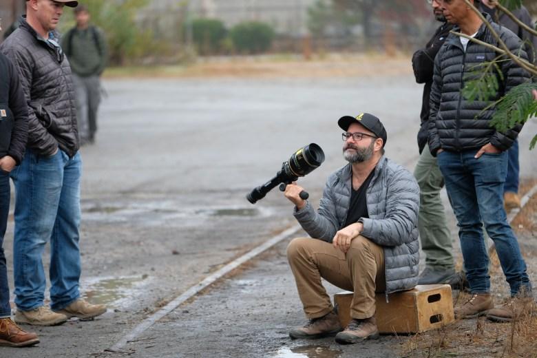 """""""Watchmen"""" Cinematographer Xavier Grobet"""