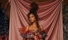 "Beyoncé in ""Water"" from the visual album BLACK IS KING, on Disney+"